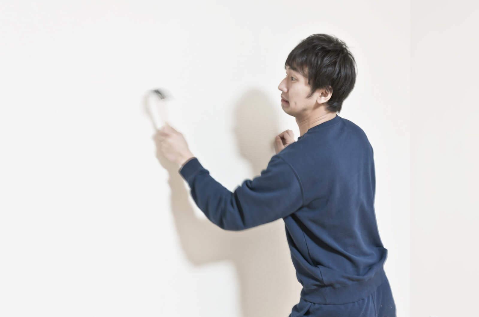 外壁塗装のトラブル